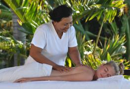 Bali massage at Villa Bossi in Bali, Lovina, North Bali